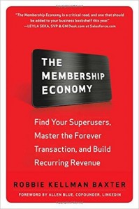 The Membership Economy by Robbie Baxter, membership site, how to build a membership website, online marketing, make money online